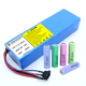 60 Volt Lithium Battery Pack 12Ah 20Ah 50Ah 60V Electric Scooter Li Ion Battery For bicycle