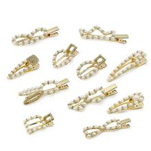 Amazon hot sale hair pin girl clip in hair extension bridal hairpin