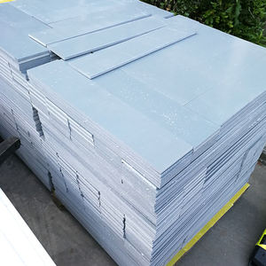 insulation plastic PVC sheet excellent engineering plastic 2-50mm grey pvc sheet for industry