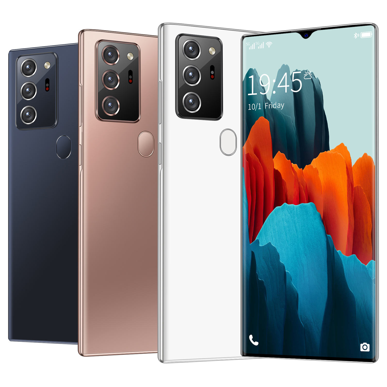 Big Drop Screen Note30 + 6.9 Inch <span class=keywords><strong>Mobiele</strong></span> <span class=keywords><strong>Telefoon</strong></span> 8 + 256Gb Global Language Android <span class=keywords><strong>Telefoon</strong></span> Goedkope Prijs