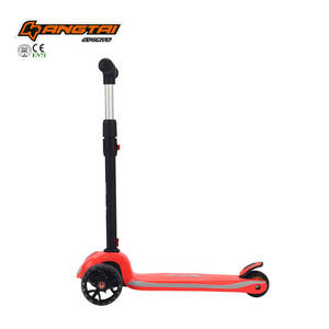 2020 Hot Verkopen New Design Drie Wiel Scooter Voor Kind Push Kick Kids Scooter
