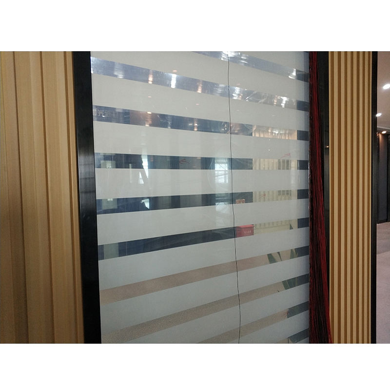 Decorative Glass Function and Flat Shape smart glass film