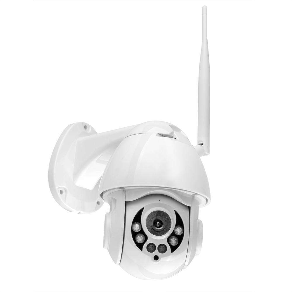 onvif ptz security camera low weight housing waterproof 1080P night vision motion detection