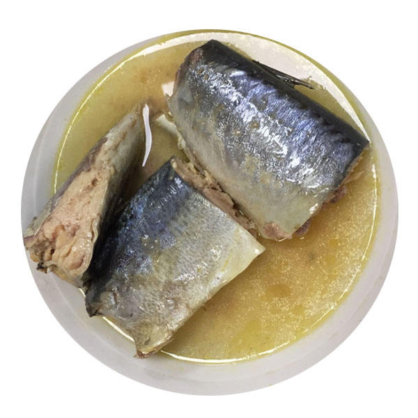 425g Canned Mackerel in Brine to Different Markets
