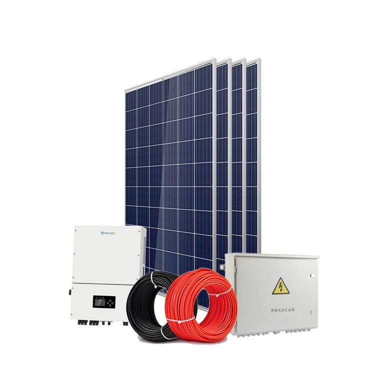 Reasonable design and convenient installation and TUV ISO CE the10kw grid tie solar energy systems