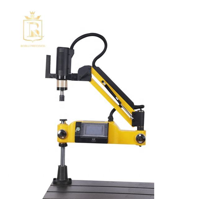 cnc pipe threading drilling machine nut tapping machine