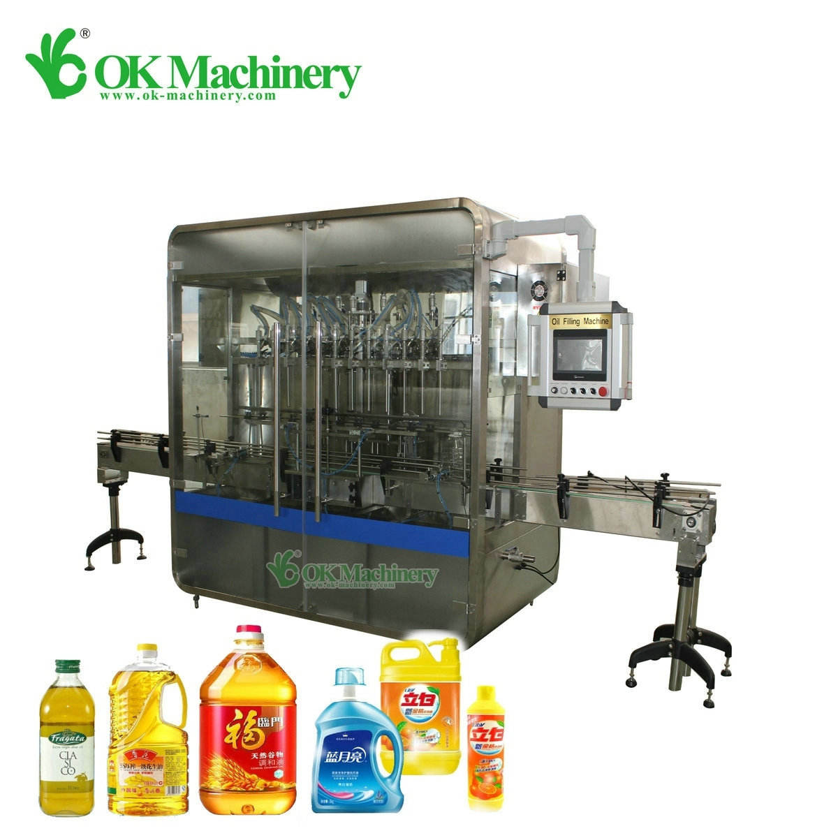 liquid laundry detergent filling machine/Shampoo filling machine