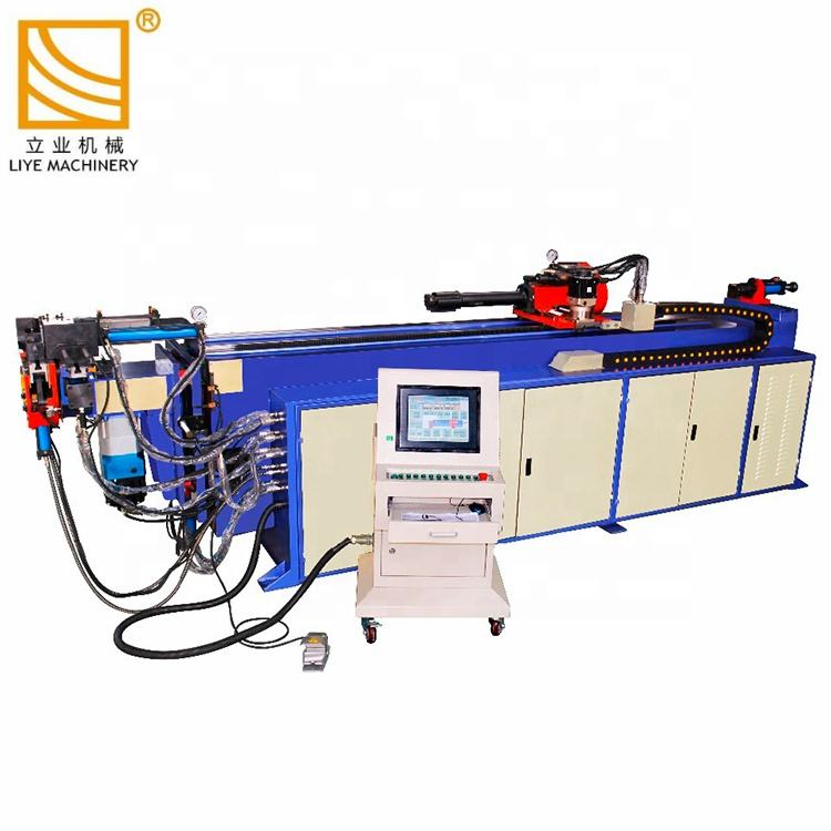 DW50CNCx3A-2S Single head pipe/tube bending machine for bike