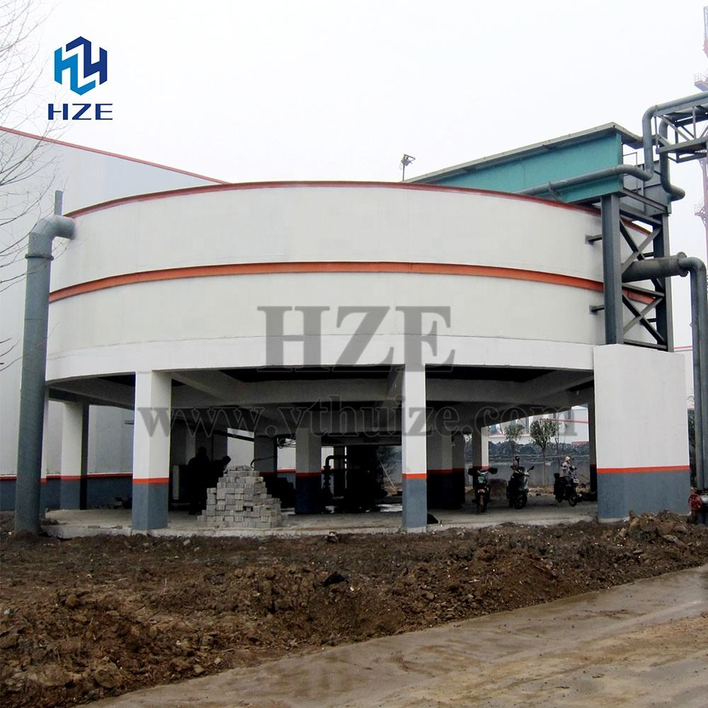 Processing Plant Zinc Lead Mining High-rate Thickener