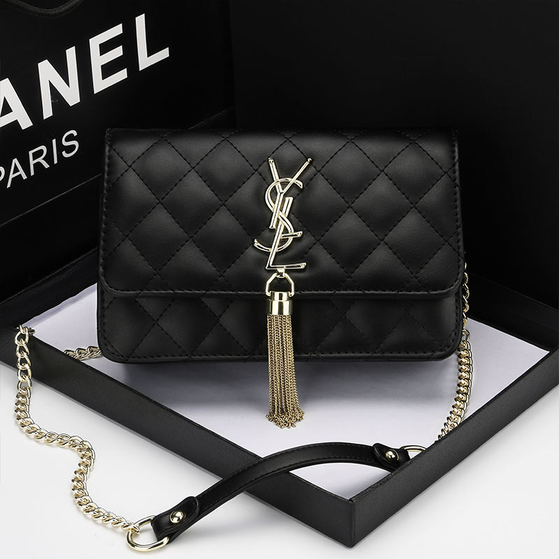 2020 hot sell famous brand luxury women handbag ladies small metal chain quality pu leather shoulder bag