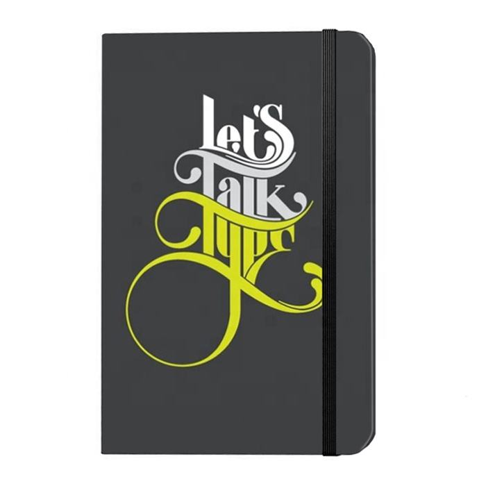 New Design Promotional Eco A4 To Do List Schedule Notebook 200 Sheets Custom Notebooks No Minium