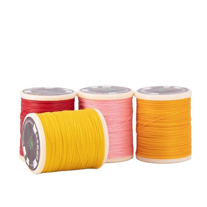 0.6mm sports shoes sewing wax thread