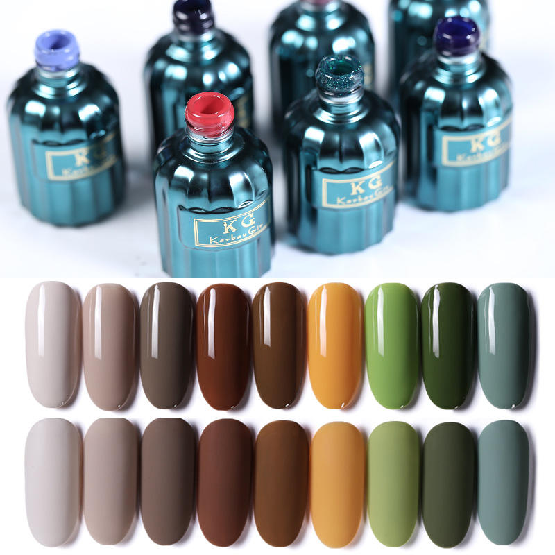 Manufacturers of cheap nail polish 120 colors/Set Gel Nail Polish UV LED Gel Nail polish set