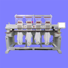 Industrial Wonyo Brother Function Type 3d 4 Head Embroidery Machine for T shirt Cap