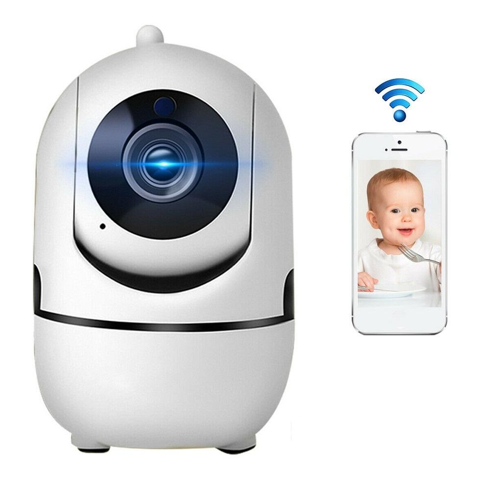 2019 1080/720P Smart CCTV WiFi Wireless IP Camera Baby Monitor Two Way Audio Night Vision Camera Auto tracking motion detection