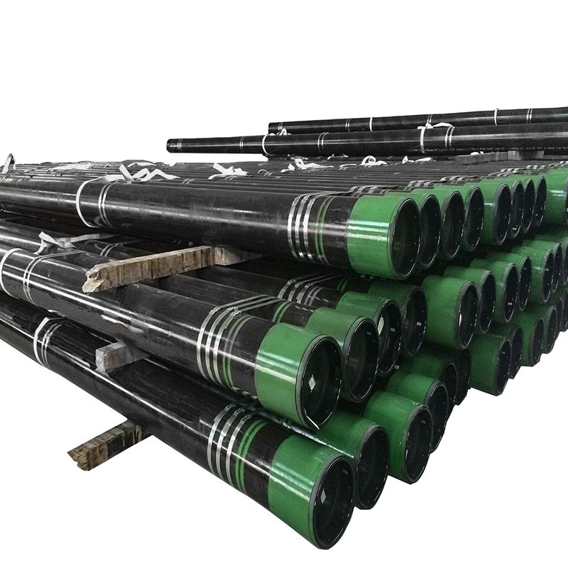 OCTG oil well pipe API 5ct casing and tubing pipe