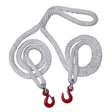 Heavy Duty Custom Car Tow Rope strap With Hooks