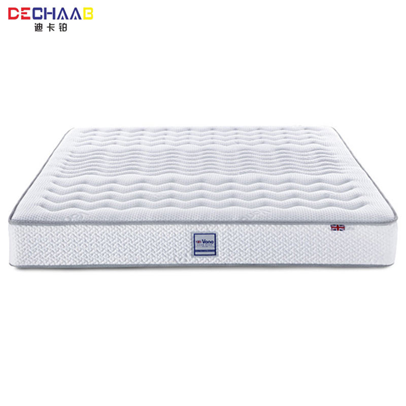 OEM Latex mattress 200x200 with memory foam mattress in a box