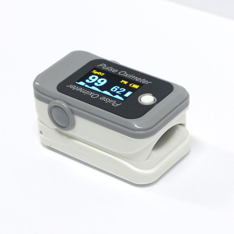Digital LCD Automatic finger Blood Pressure Monitor Heart Beat Rate Pulse Meter Measure pulse oximeter