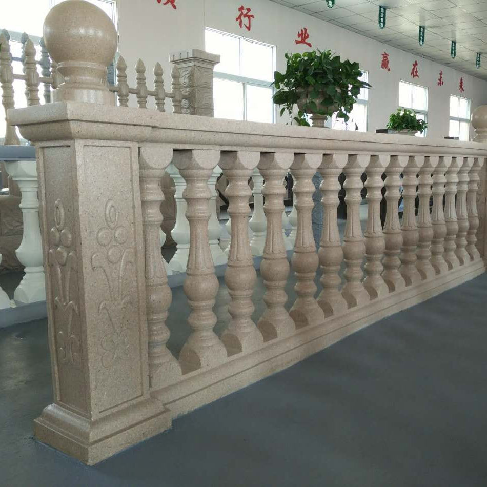 concrete baluster post mold pillar mould
