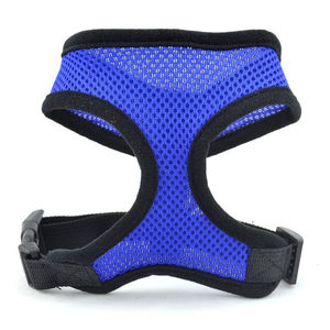 Heat Dissipation Harness Breathe Cat Dog Vest Small Breathable Mesh Pet Dog Cat Harness