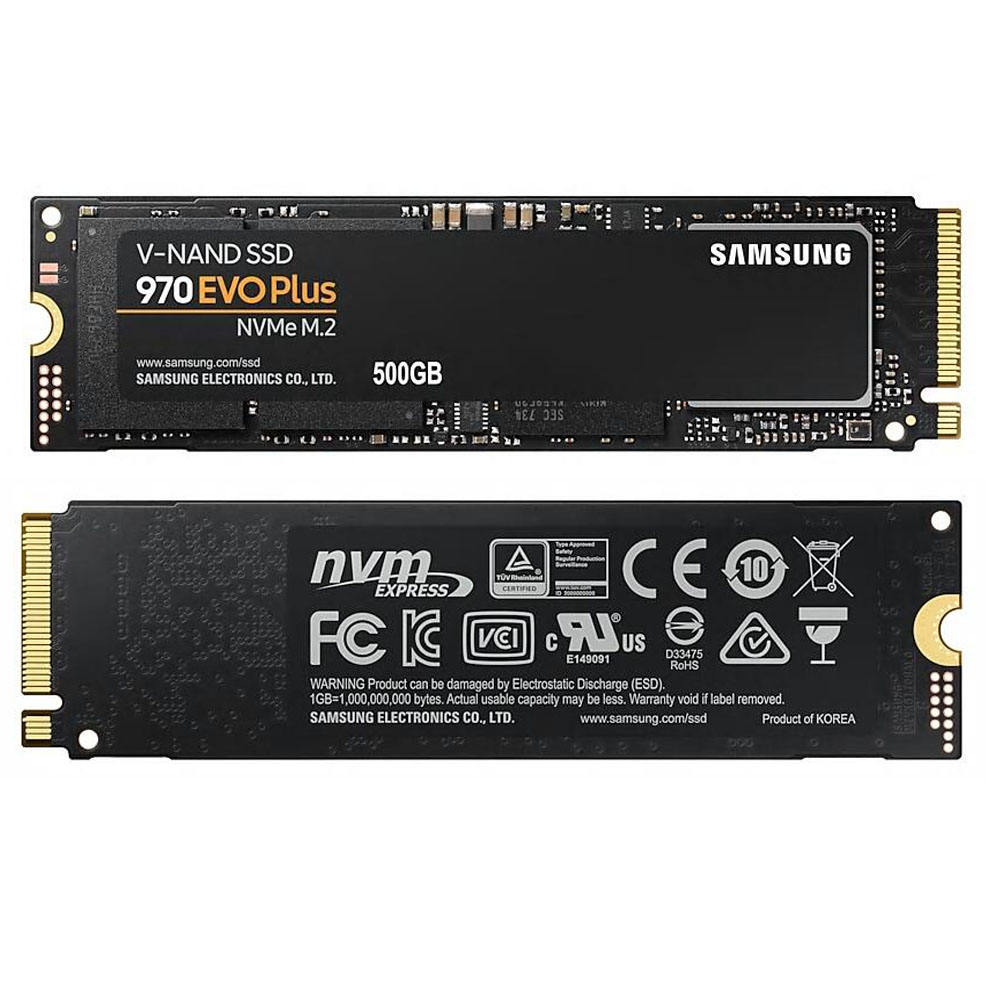 <span class=keywords><strong>SAMSUNG</strong></span> SSD M.2 1TB 250GB 500GB 970 TB EVO 2 Plus PCle Gen 3.0x4 NVMe 1.3 m2 MZ-V7S1T0BW MLC Solid State Drive Para Laptop
