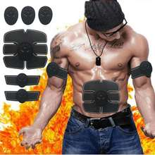 Hot selling electrical sports ems muscle stimulation ems-trainer wireless ab stimulator