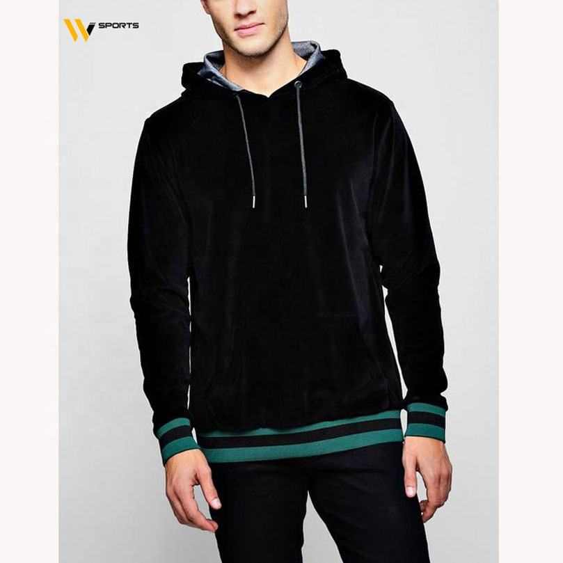 Wholesale Sportswear Men's Training tracksuits and velvet sweatsuit