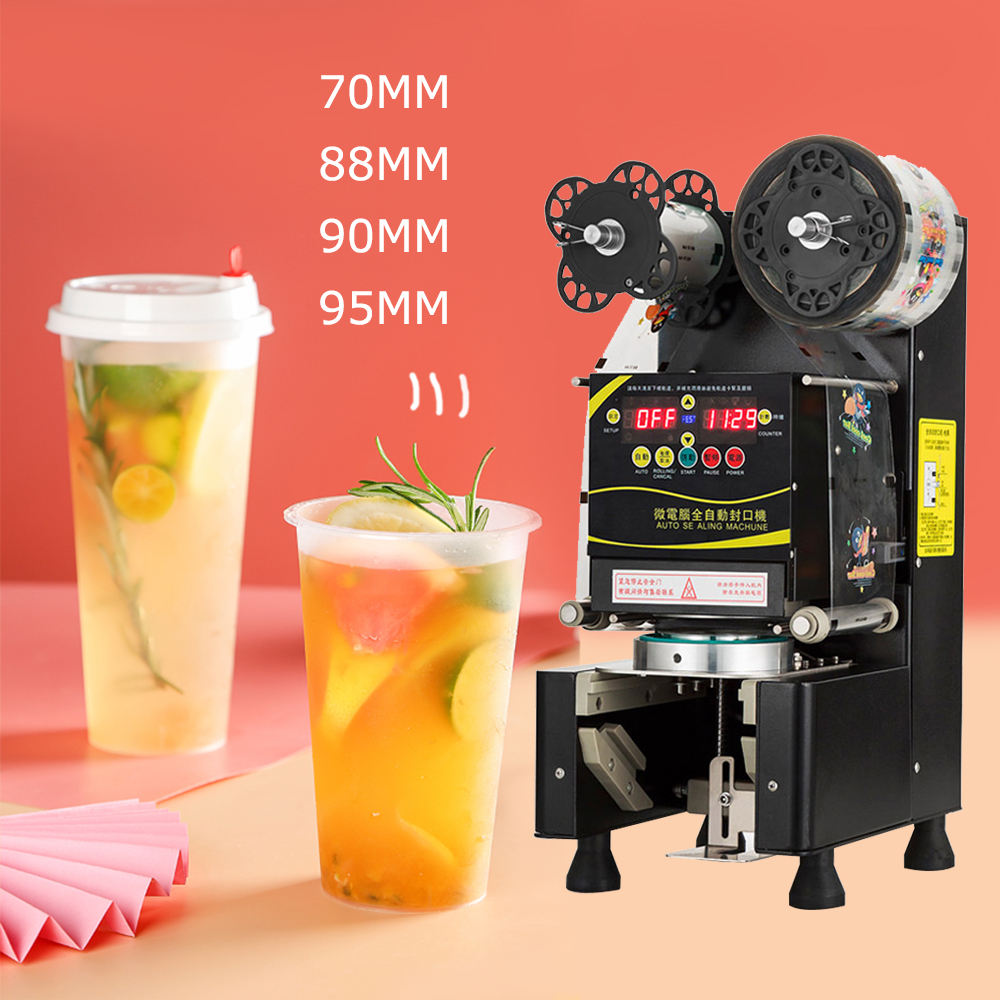 Bubble Thee Automatische Cup Sluitmachine/Tafelblad Sealers/Plastic Cup Sealer