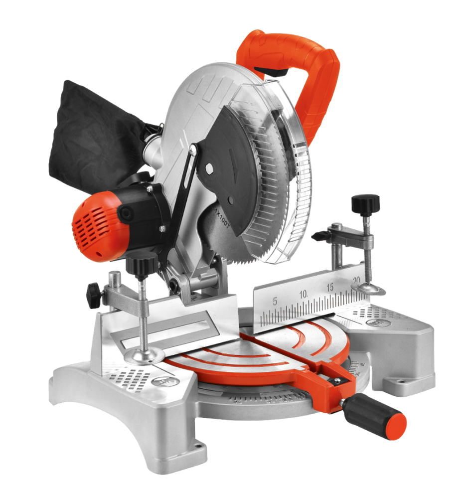 Cost-effective professional Miter saw 2600W J1G-ZB-255B