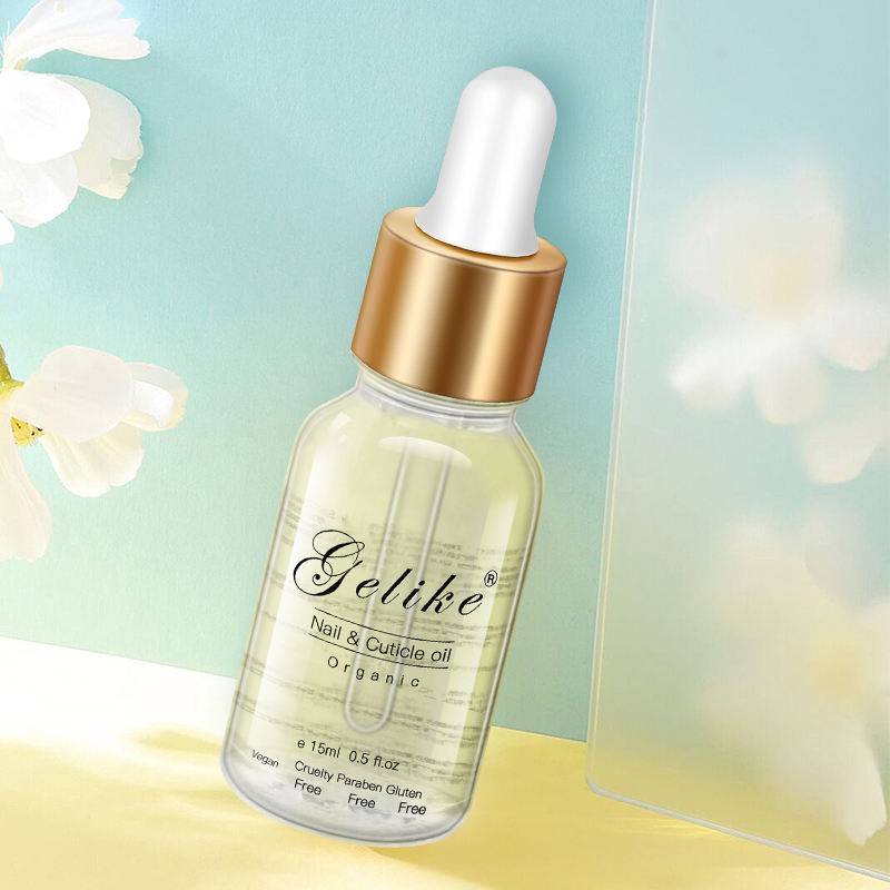 Private Label Nail Care Environmental Harmless Manicure Dry Flower Nutrition Cuticle Revitalizer Oil for Nail Art