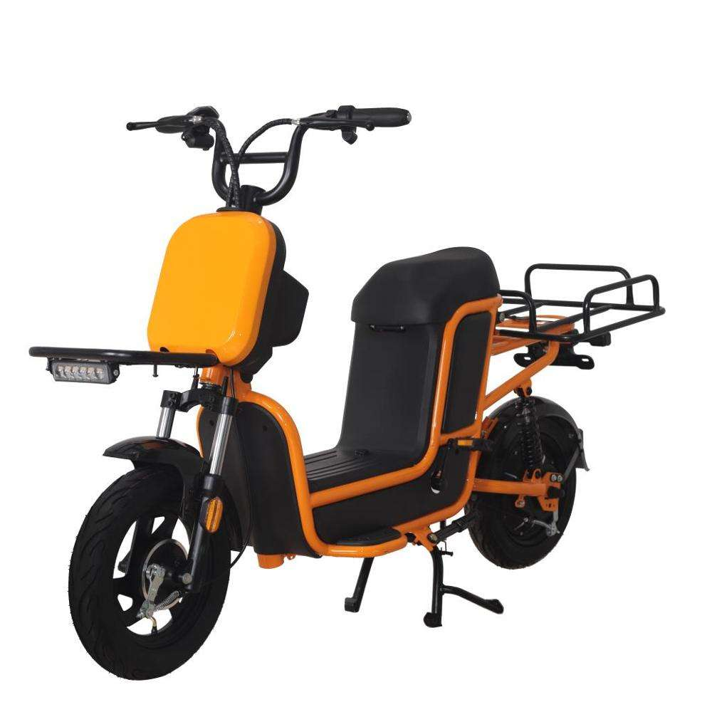 2020 New Model Best Cheap Pizza Motorcycle Motorbike Moped Electric Delivery Scooter
