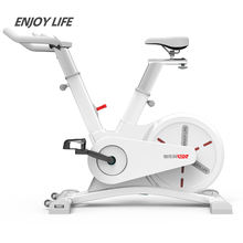 home gym cycle  flywheel indoor spin bike exercise trainer