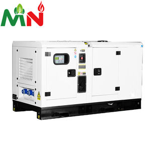 Lightweight ZCDL-C22 sound proof container 25kva 20kw diesel generator
