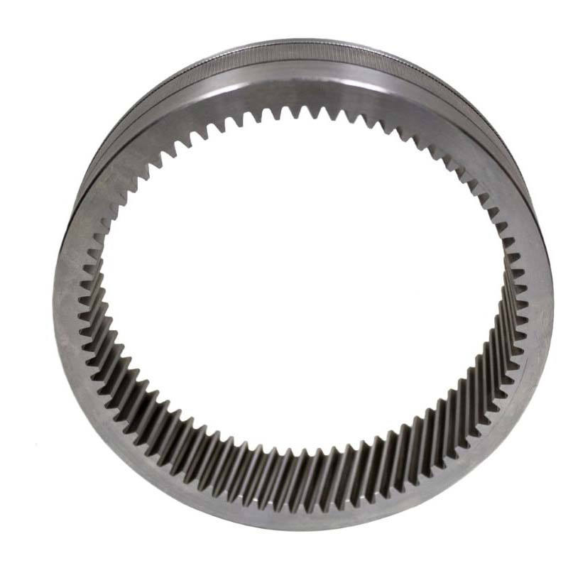 high precision inner tooth ring auto parts large ring gear for transmission