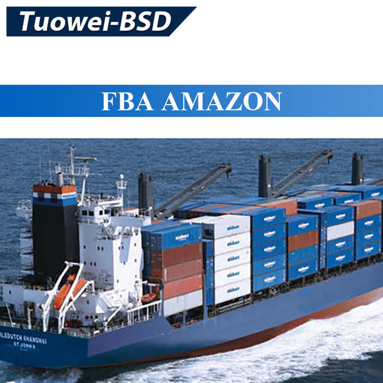 International Door To Door Sea Freight Shipping Rates From China To Usa Amazon Ningbo Port