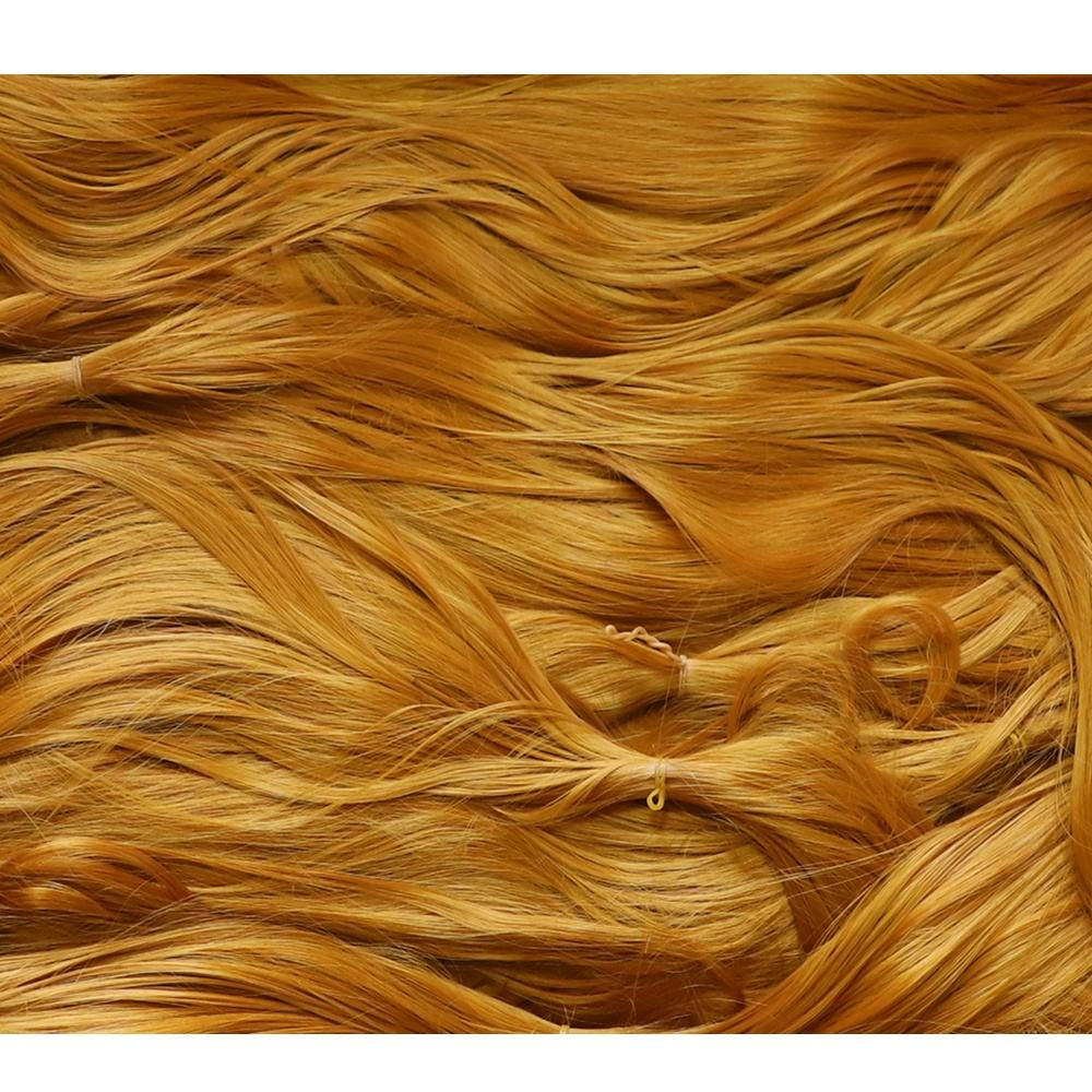 NEW C6 Matte High Temperture Fiber Wholesale Synthetic Hair Extension Fiber High Quality Raw Material Synthetic Hair Fiber