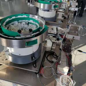 Wholesale Manufacturer Design Screw Plastic Parts Assembly Machine Vibratory Bowl Feeder
