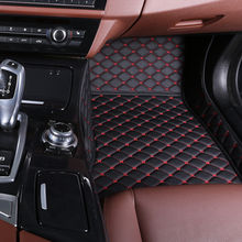 Luxury new process custom models pvc car mat