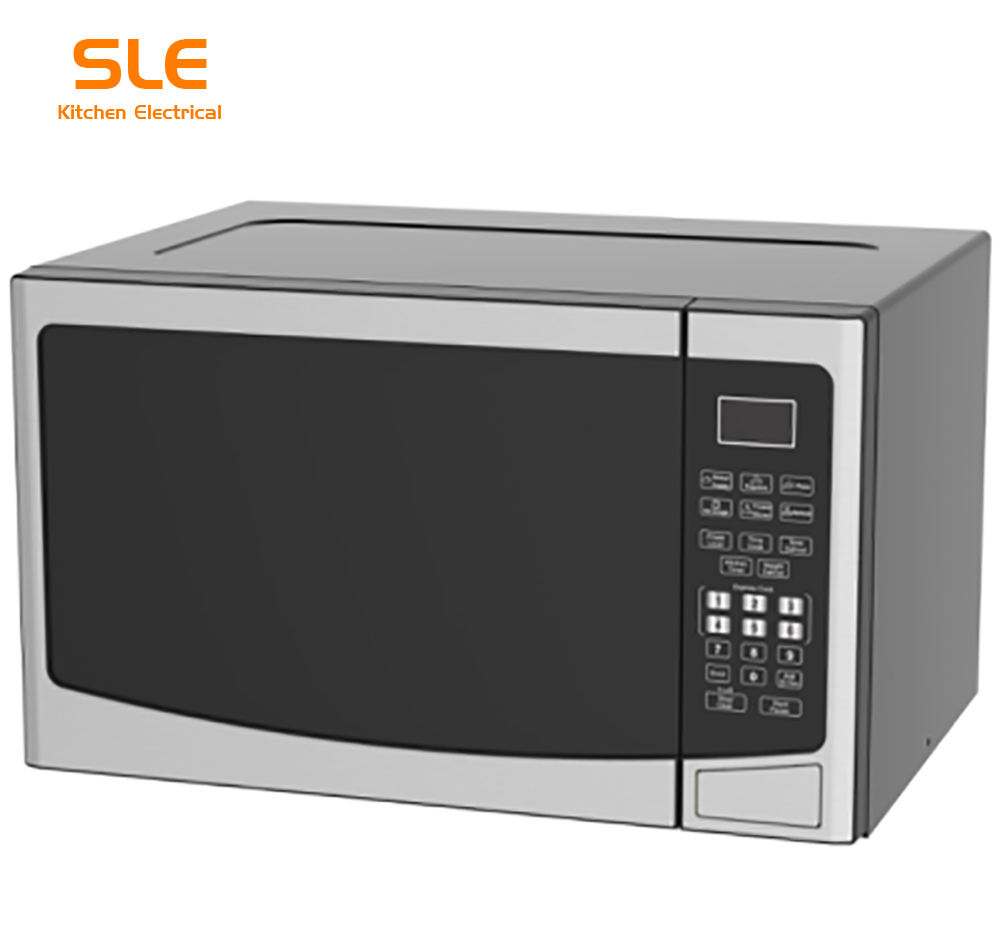 Low price smart 30L capacity Microwave Oven with touch switch function and child lock