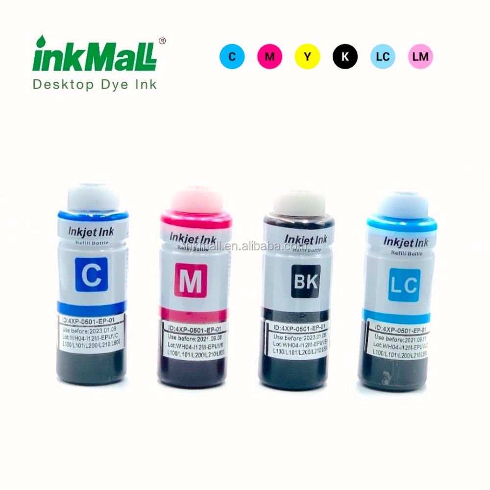 Office printing universal desktop dye ink for epson L100 L110