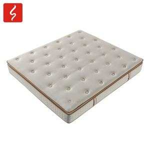 American standard mattress Queen size with fancy gel foam and pocket spring