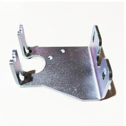 Galvanized Sheet Metal Fabrication Services Steel Metal Parts