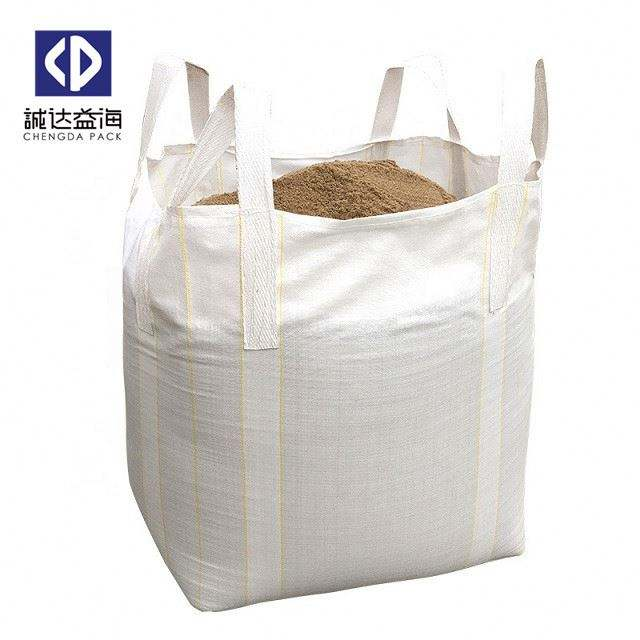 1 Tonns 1.5ton Heavy Duty Pp Meststof Bulk Tassen <span class=keywords><strong>Jumbo</strong></span> Bag 1000kgs Fibc Grote Container Bag