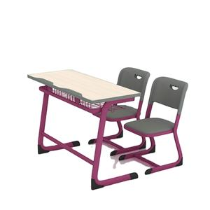 Top quality desk classroom tables middle school furniture
