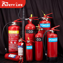 Hot Sales Unbeatable Price 1kg,2kg,4kg,6kg,25kg, 50kg 40% Dry Powder ABC Fire Extinguishers