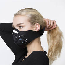 Face Breathing Mask With Valves  8210 Dust Mask Mouth Mask Winter