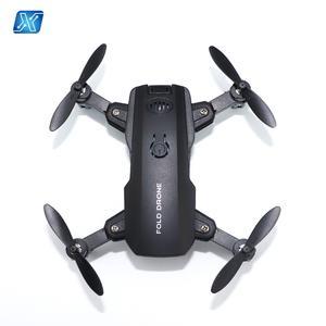 Folding Wifi Fpv Hd Quadcopter mini drone camera With Camera