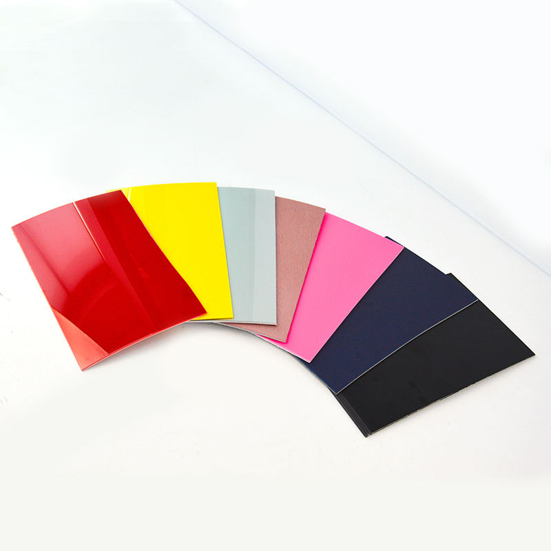 Double Color ABS Plastic Sheet Board