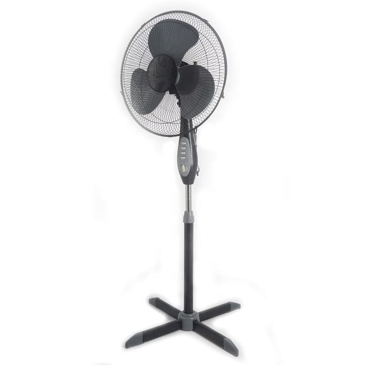 3 Speed cross base electric quote now high efficiency home appliance aluminum or copper 16 inch stand fan